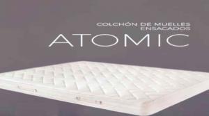 Colchon Atomic muelles ensacados