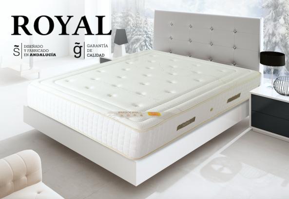 colchón Royal en muelles ensacados