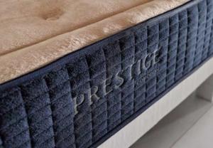 Colchon Prestige fabricado con Muelles ensacados