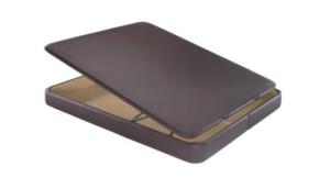Canape abatible Duolat Gran capacidad de Astral en Polipiel con tapa rigida y tapizada