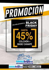 Promociones Camas, Colchones, Canapes, Somier, Bases