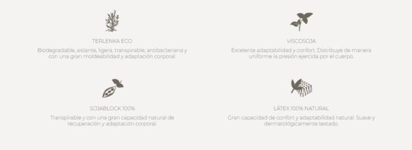 LÁTEX 100% NATURAL 3