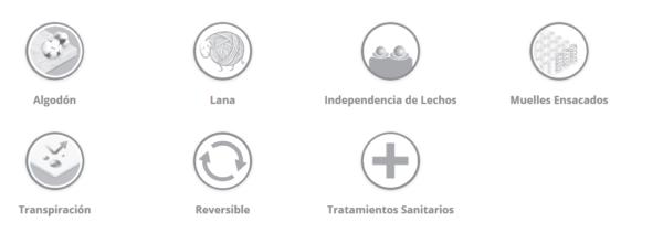 QUIROREST PLUS Colchón que recomienda la Asociación Española de Quiropráctica