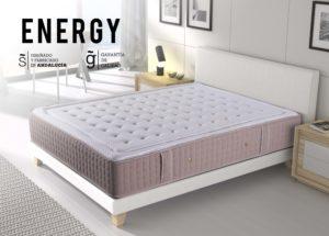 Colchón Nucleo HR ENERGY Suitex